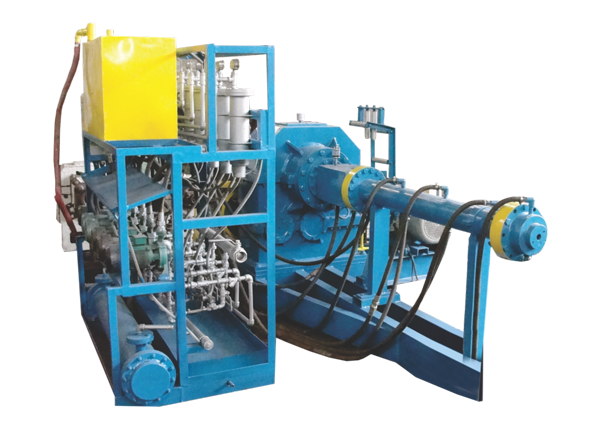 Rubber Cold Feed Extruder Rubber Machinery Rubber