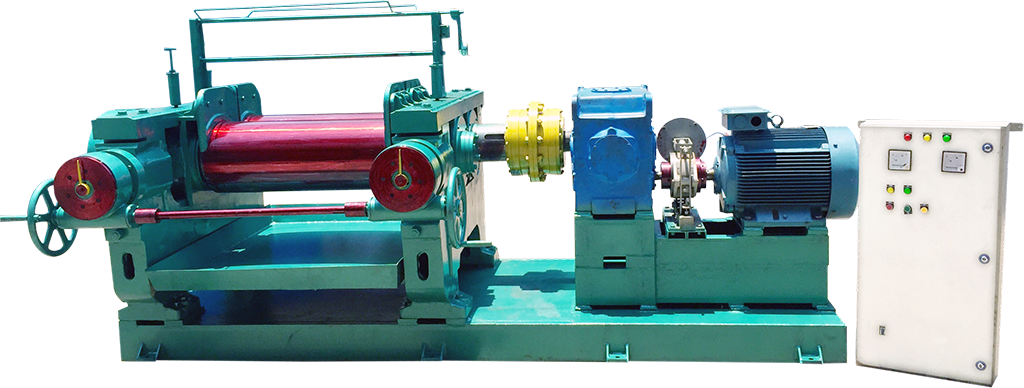 Rubber Processing Machinery, Rubber Calenders, Mixing Mills, Rubber
